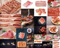 腊肉食材摄影高清图片