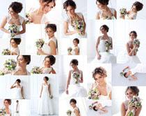 新娘美女写真拍摄高清图片