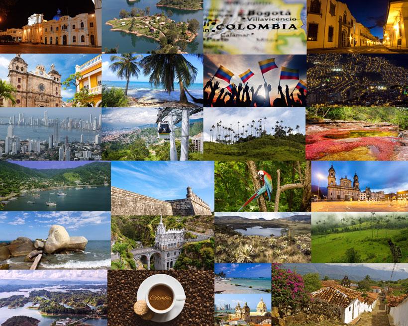 国外风景环境摄影高清图片