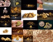 金子矿摄影高清图片