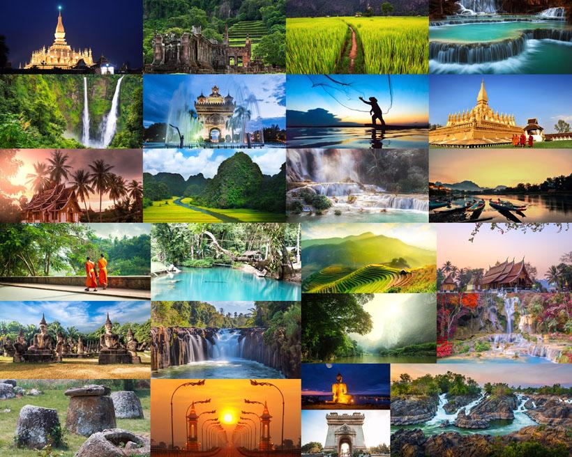 国外漂亮风景线摄影高清图片