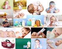 喝奶宝宝写真摄影时时彩娱乐网站
