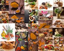 炒菜调料食材摄影高清图片