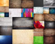 木地板摄影高清图片