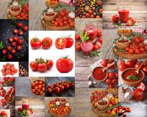 西红柿摄影高清图片