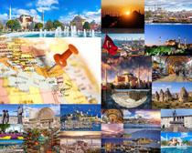 外國旅游風光拍攝高清圖片