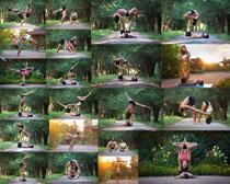 男女组合瑜伽摄影时时彩娱乐网站