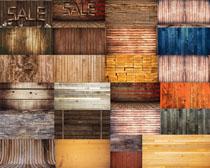 木板砖头背景摄影高清图片