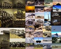 軍事裝備展示攝影高清圖片