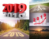 風景道路2019攝影高清圖片