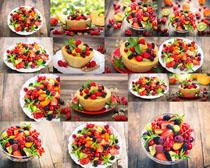 水果组合摄影高清图片