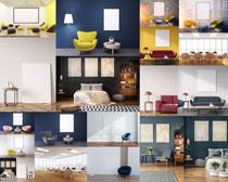 室內家居裝飾設計攝影高清圖片