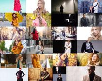 歐美模特男女攝影高清圖片