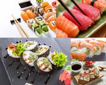 寿司食物摄影高清图片