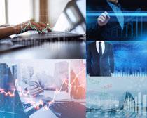 数码科技统计摄影高清图片