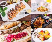 烧烤类食物摄影高清图片