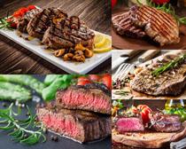 牛排食物拍摄高清图片