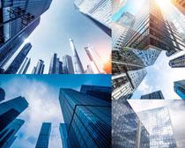高樓建筑大廈攝影高清圖片