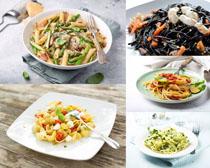 粉条食物展示摄影高清图片