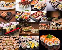 色彩寿司食物摄影高清图片