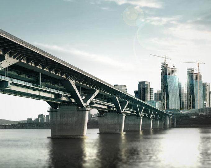 橋梁地產高清圖片