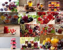 水果汁饮料摄影高清图片