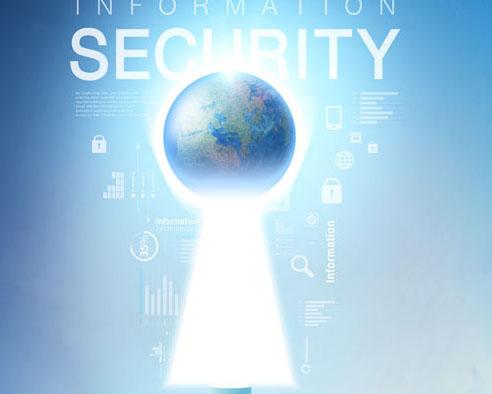 地球数码科技背景PSD素材