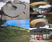 国外体育运动场摄影高清图片