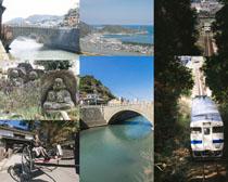 日本旅游景點拍攝高清圖片