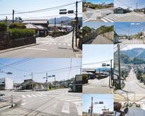 日本建筑與道路攝影高清圖片