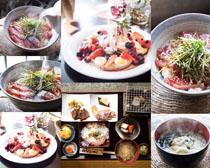 日式饭菜摄影高清图片