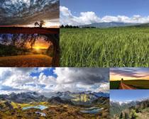 海外自然风景摄影高清图片