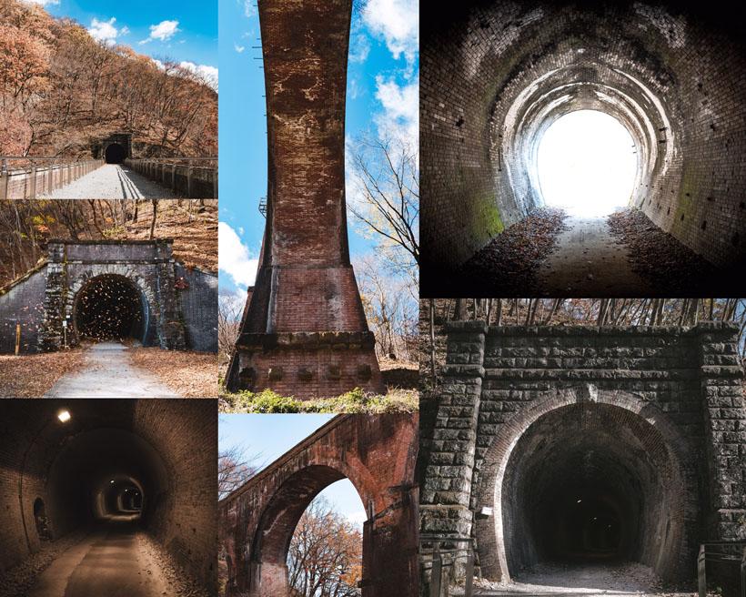 墻頭隧道建筑攝影高清圖片