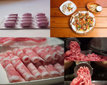 羊肉食材摄影高清图片