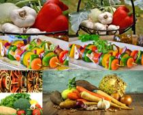蔬菜原料食材拍摄高清图片