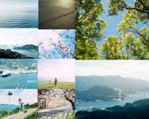 春天景观风光拍摄高清图片