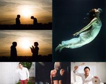 国外生活人物拍摄高清图片