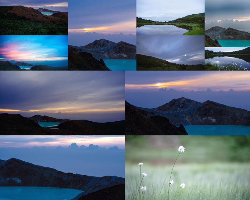 天空美丽风景拍摄高清图片