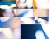光斑背景效果摄影高清图片