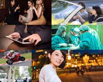 國外職業人物拍攝高清圖片