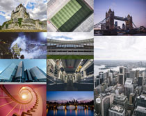 建筑城市风景拍摄高清图片