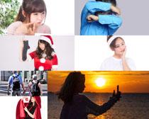 国外女孩摄影高清图片