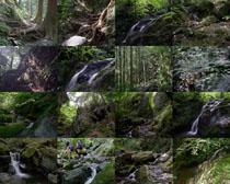 森林山水风景拍摄高清图片
