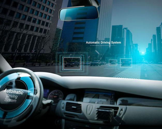 汽车内饰装饰科技PSD素材