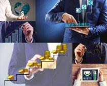 金融商务男士摄影高清图片