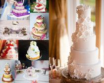 生日蛋糕食物展示摄影高清图片