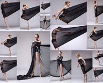 黑丝绸跳舞女人摄影时时彩娱乐网站