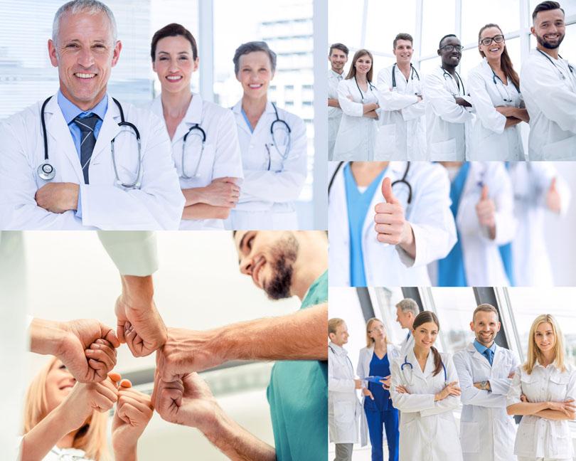实力医生团队拍摄高清图片