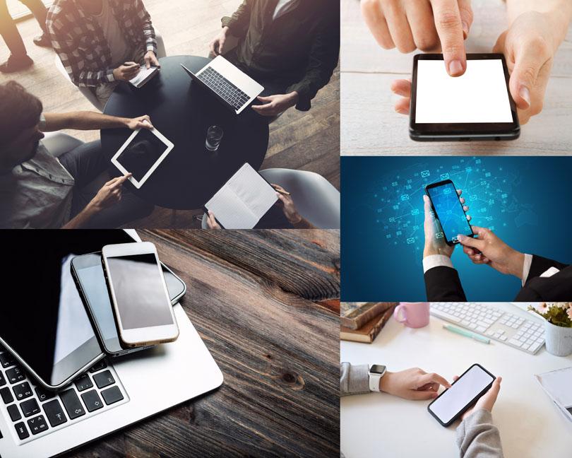 职业办公数码产品摄影高清图片