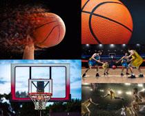 籃球體育運動攝影高清圖片